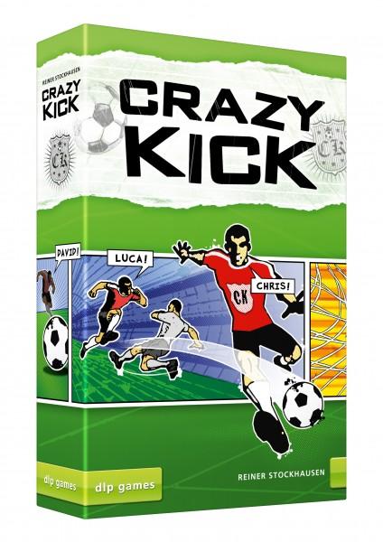 Crazykick 2011 Schachtel 3D